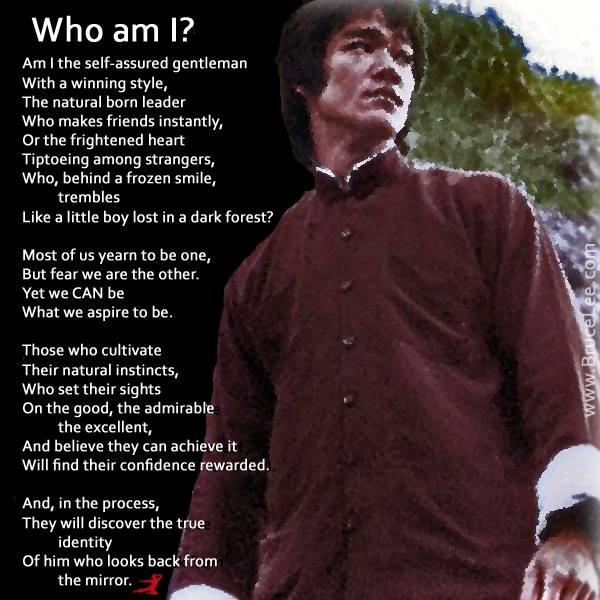 Bruce Lee Poem