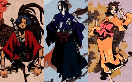 Mugen, Jin & Fu
